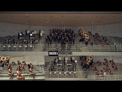 """Coahoma Community College Marching Maroon Typhoon 2020 