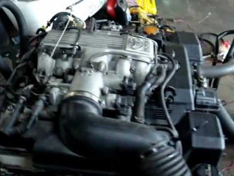 Lexus v8 conversion - YouTube