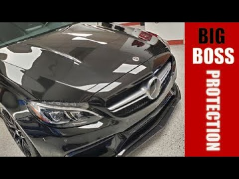 Mercedes C63 Fully Restore to Shine Back - How To Restore Shine - DoubleTake Auto Spa of Fremont