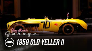 homepage tile video photo for Max Balchowsky's 1959 Old Yeller II - Jay Leno's Garage