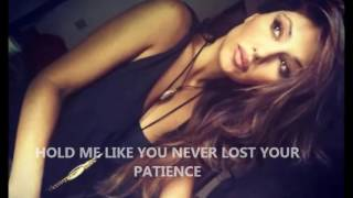 LP-LOST ON YOU COVER-ANASTASIA-Lyrics on screen