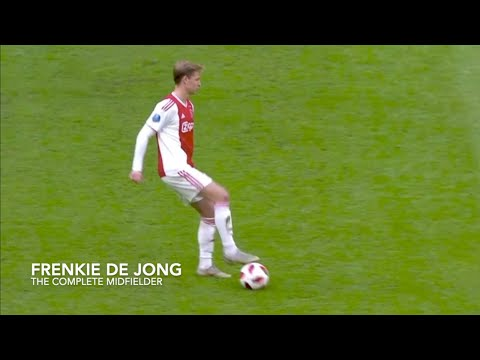 Frenkie de Jong - The Complete Midfielder (Analysis)