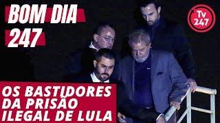 Baixar Bom dia 247 (12/8/18): Os bastidores da prisão ilegal de Lula