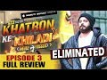 """SREESANTH"" ELIMINATE FROM ""KHATRON KE KHILADI"" 