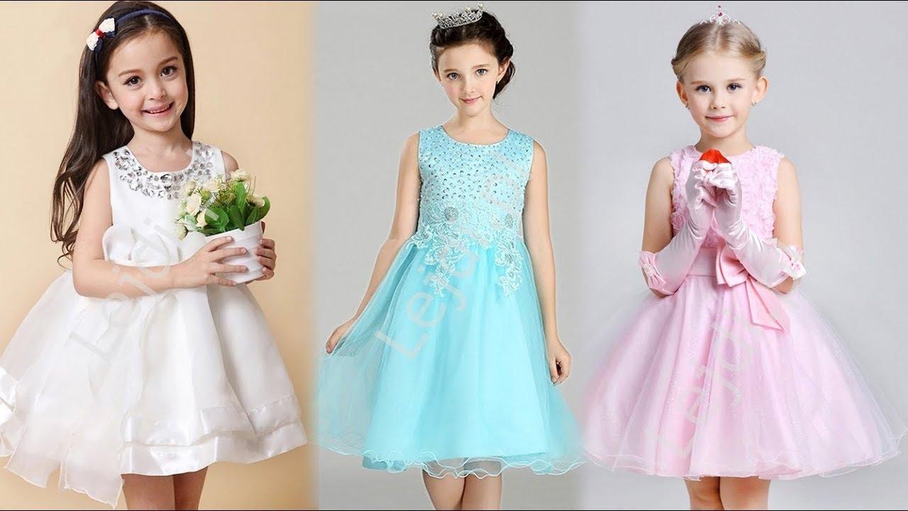 3a5052de Wizytowe sukienki dla dziewczynek na wesele // Amazing gown for kids girl