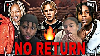 Polo G - No Return (Official Video) ft. The Kid LAROI, Lil Durk (REACTION)