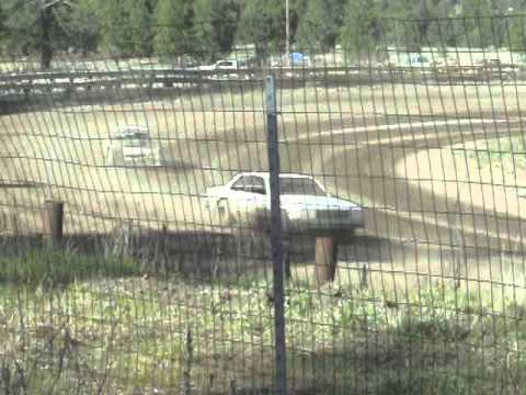 Eagle Track Raceway Street Stock Main Event Part 4 May 2nd 2015