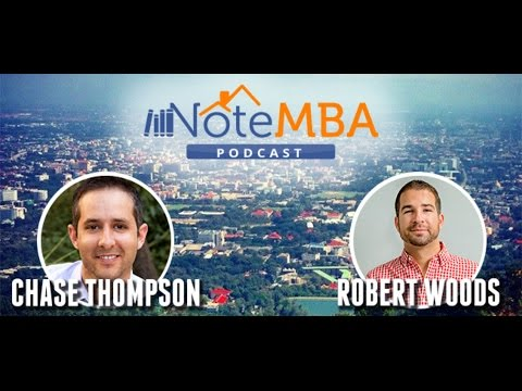 Note Investing - From $0 To $1,000,000 In Less Than A Year  : Note MBA Podcast Episode 1