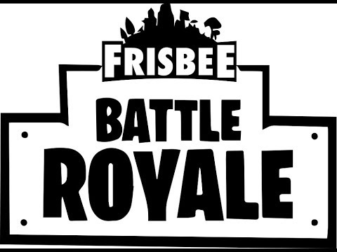 Frisbee Battle Royale - Tag Game