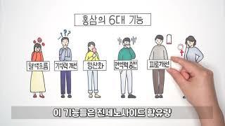 진삼화 홍삼, 써큐온