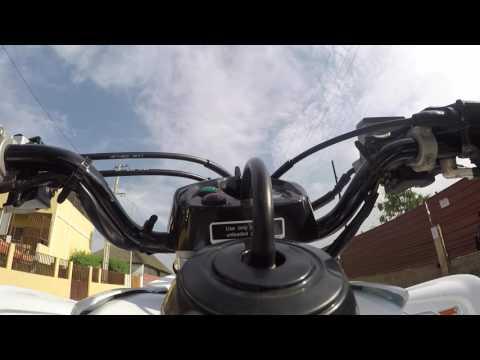 Trailer- Luanda To Mussulo ATV  2016-2017