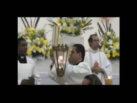 Assista na íntegra a Santa Missa de abertura da festa do Sagrado Coração de Jesus 2012