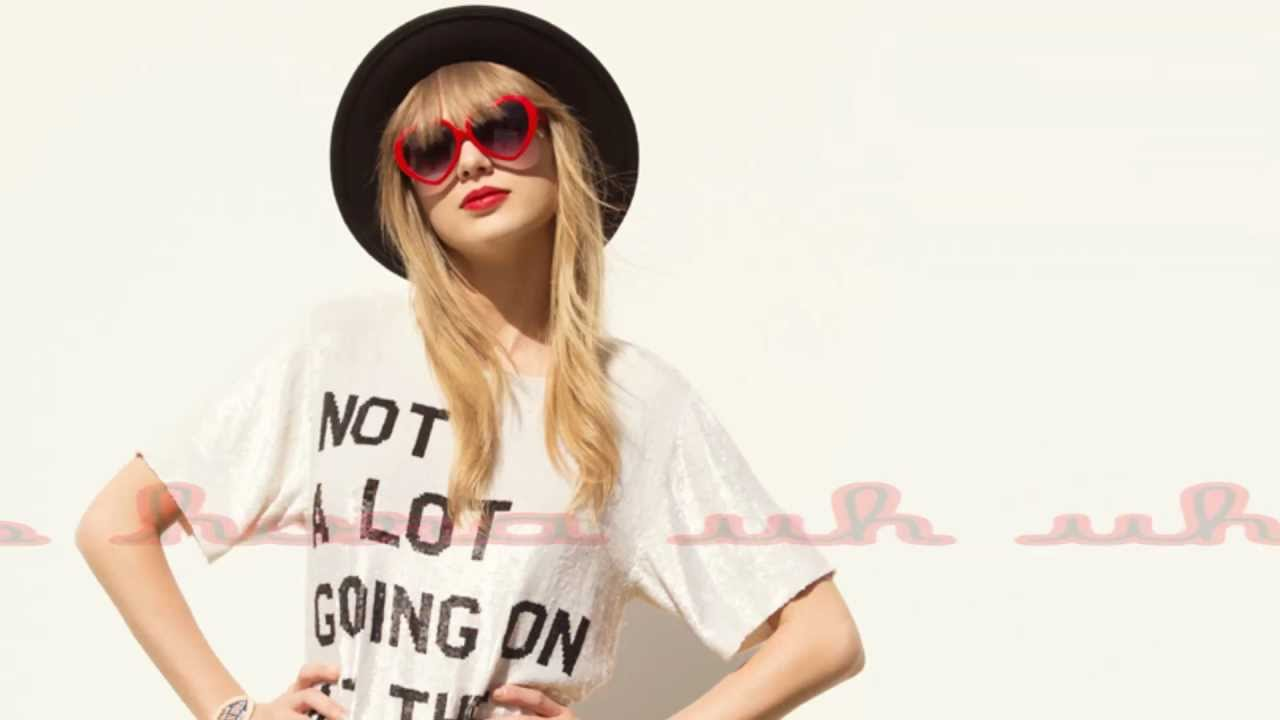 taylor swift 22 letra en espa241ol youtube