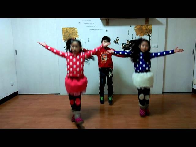 "【momo飛到歡樂谷】mv舞蹈大賽 cover by""古家三兄妹"""
