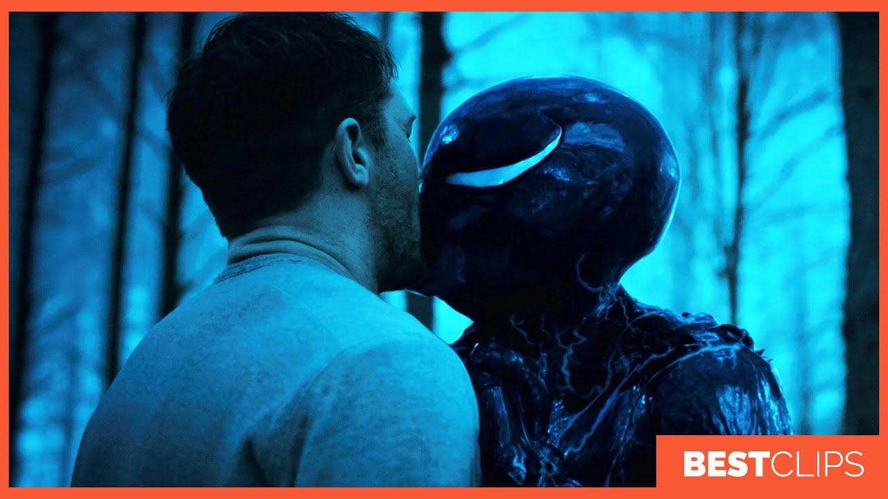 Download Eddie Brock and She Venom - Kiss Scene   VENOM (2018) Movie CLIP 4K