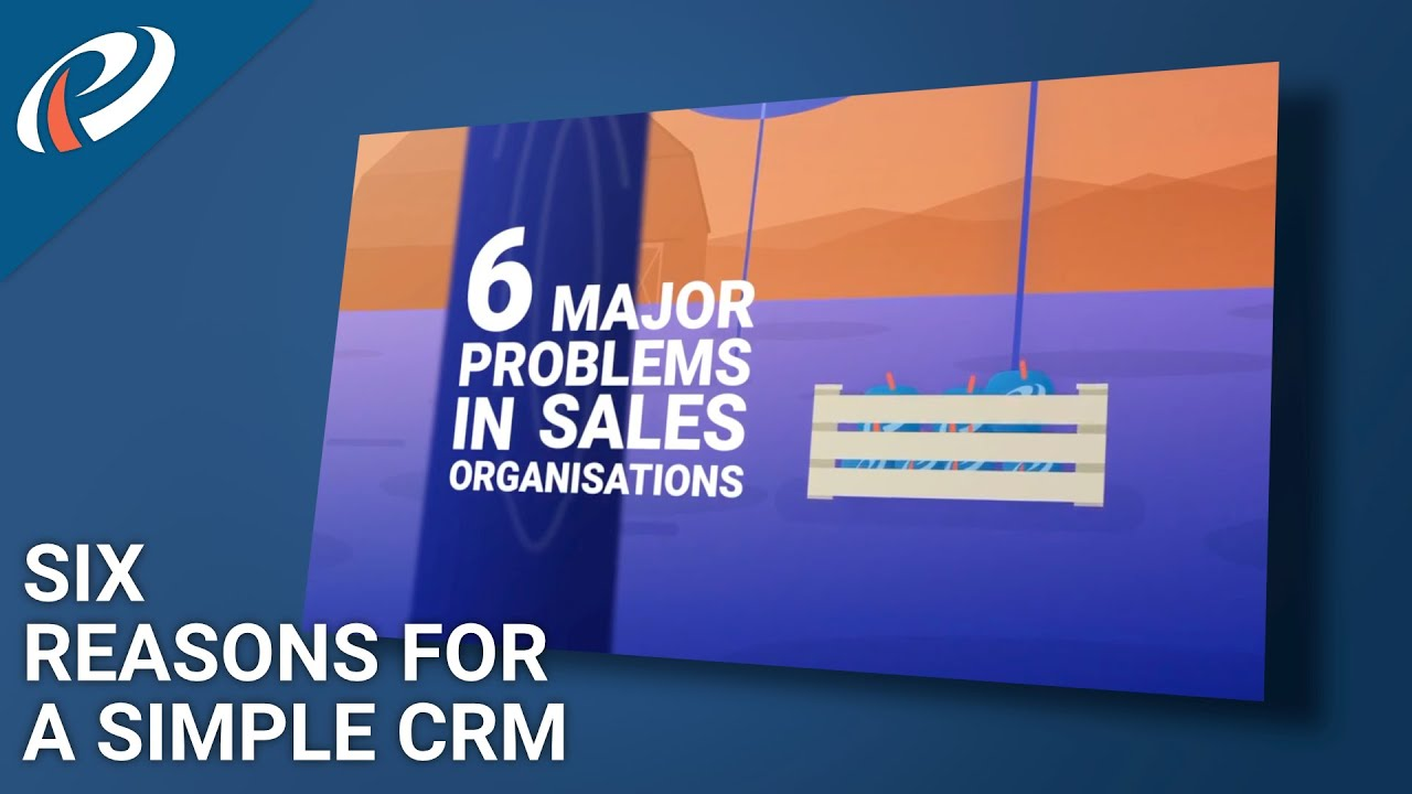 Why Pipeliner CRM? 6 Simple Reasons for Simple CRM System