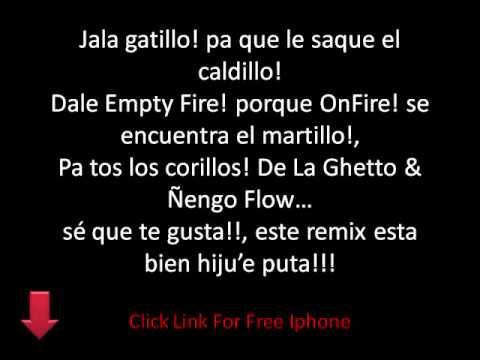 De La Ghetto ft. Varios Artistas- Jala...