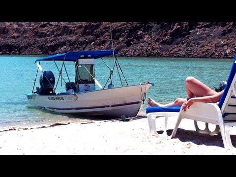 BAJA CALIFORNIA SUR - Los Cabos - La Paz - México - Turismo tourism travel tour visit play