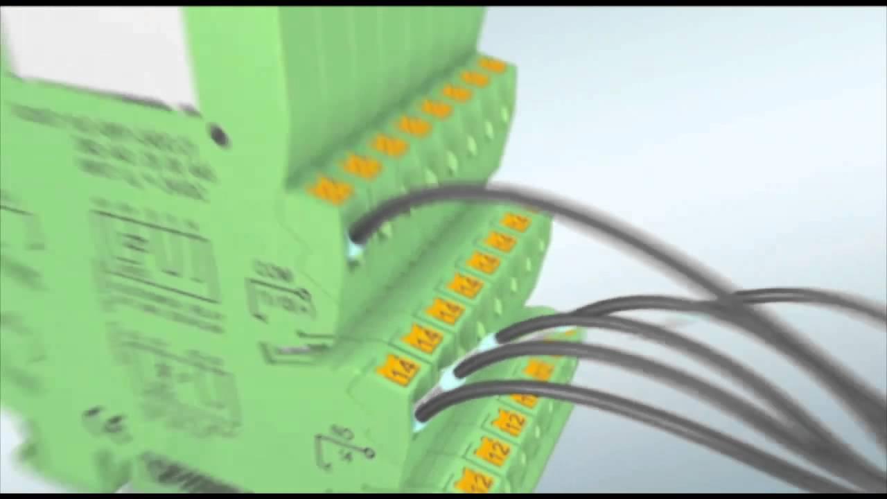 PLC PIT coupling relays