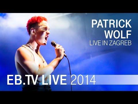 PATRICK WOLF live in Zagreb (2014)