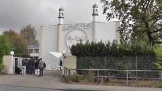 Eid-ul Adha 2013 Hamburg Germany - Bait-ul Rasheed - in Urdu