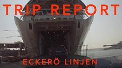 Trip Report | Eckerö Linjen | M/S Eckerö | Grisslehamn - Eckerö