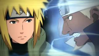 Naruto Shippuden OST - Minato vs Raikage (Keisei Gyakuten)