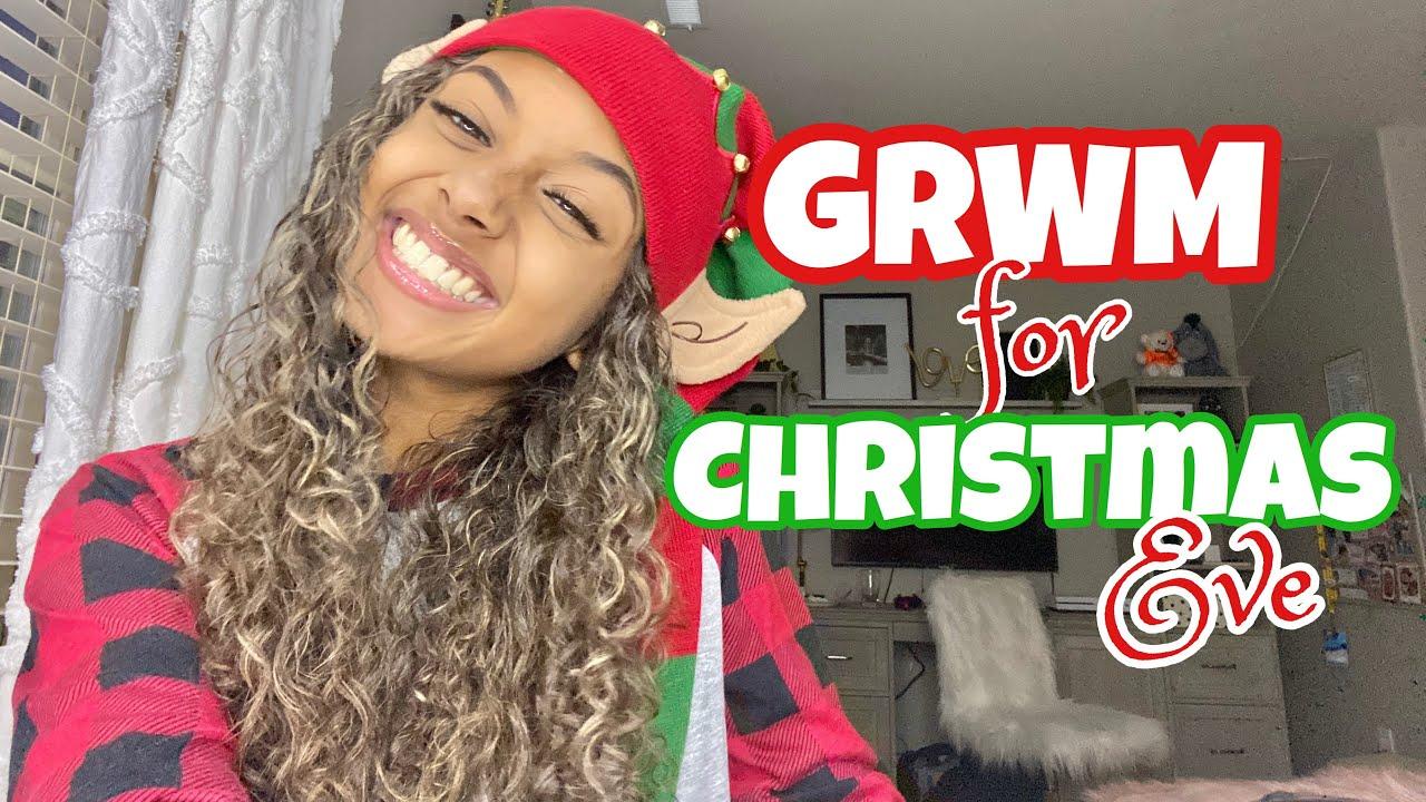 Christmas Eve Party Grwm Christmas House Tour Vlogmas Day 24 Lexivee03 Youtube Introducing adobe spark christmas cards. christmas eve party grwm christmas