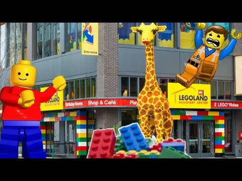 LEGOLAND DISCOVERY CENTER BOSTON MA Indoor Playground Family Fun Play Area For Kids