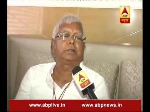 """Narendra Modi is Donald Trump's twin brother"", Lalu Prasad Yadav tells ABP News"