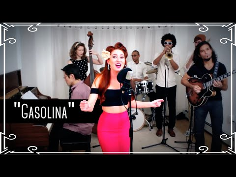 """""""Gasolina"""" (Daddy Yankee) — Caribbean Cover by Robyn Adele Anderson"""