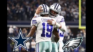 Why Dak Prescott Changed Scott Linehan's Play Call || Dallas Cowboys Film Session