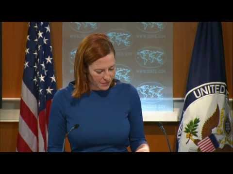 Daily Press Briefing: June 10, 2013