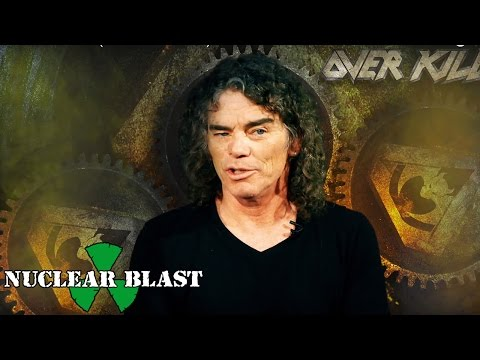 OVERKILL - Touring in the UK (OFFICIAL INTERVIEW)
