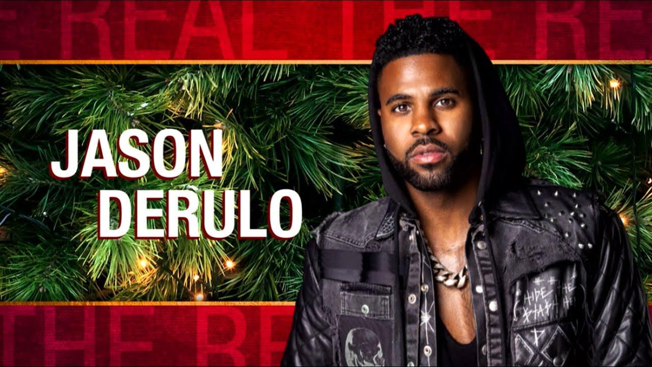 Monday on 'The Real': Jason Derulo