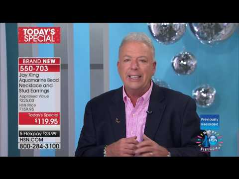 HSN | Mine Finds by Jay King Jewelry Celebration 07.08.2017 - 06 AM