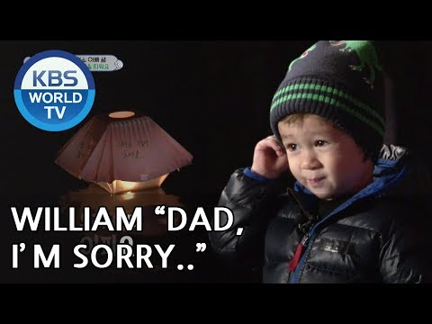 William, What are your three wishes? [The Return of Superman/2018.12.16]