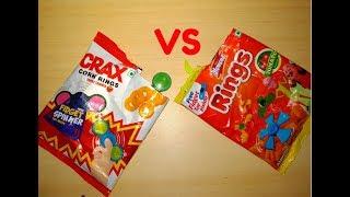 Crax vs Rings Fidget spinner (who is the winner)