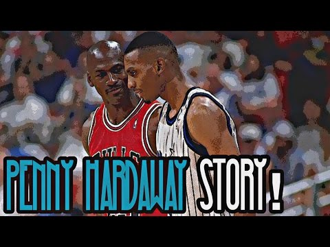 "ANFERNEE ""PENNY"" HARDAWAY: DESTROYED BY INJURIES (TRAGIC STORY)"
