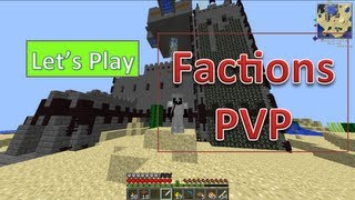 Minecraft Lets Play Factions PVP Ep. 1 with RonnygoBOOM 1.6.4