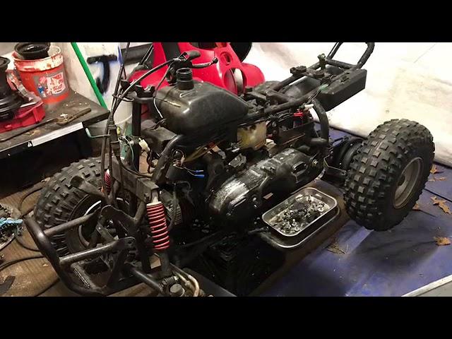 Working on the Eton 50cc atv - YouTubeYouTube