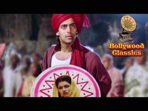 Maine Pyar Kiya (Title Song) - S. P. Balasubrahmanyam & Lata Mangeshkar's Best Romantic Duet Song