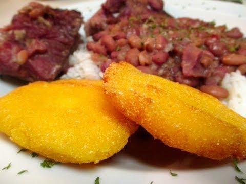 Hot Water Cornbread Recipe | I Heart Recipes