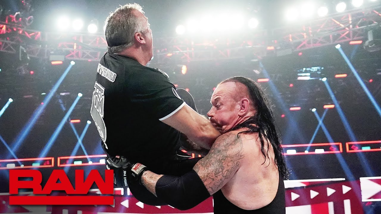 HINDI - The Undertaker returns to Roman Reigns' aid: Raw, June 25, 2019