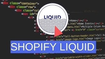 SHOPIFY LIQUID: Theme Programming for Beginners [CRASH COURSE]