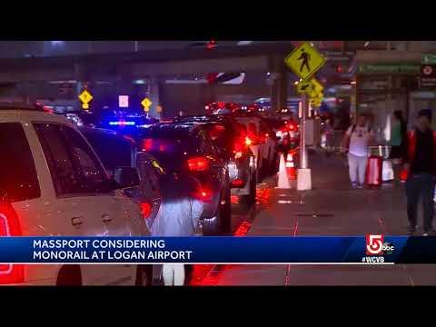 Massport considering monorail at Logan Airport