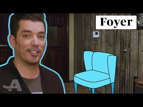 Foyer Remodel Tips for Your Forever Home With the Property Brothers