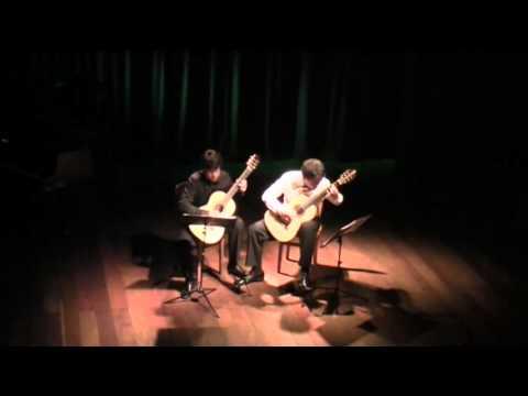 Renzo Carranza & Diego Berrocal - Scarlatti Sonata