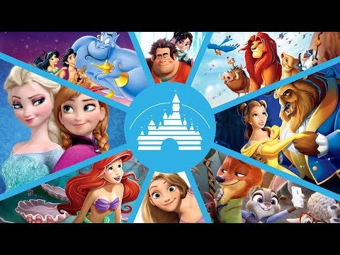 The Best & Worst Disney Animated Movies Ranked Part 3 of 3 : Movie Feuds ep167