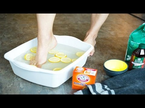 How to Get Rid of Foot Odor Fast.
